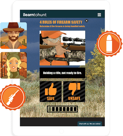 Approved Hunter Education