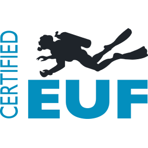 European Underwater Federation logo