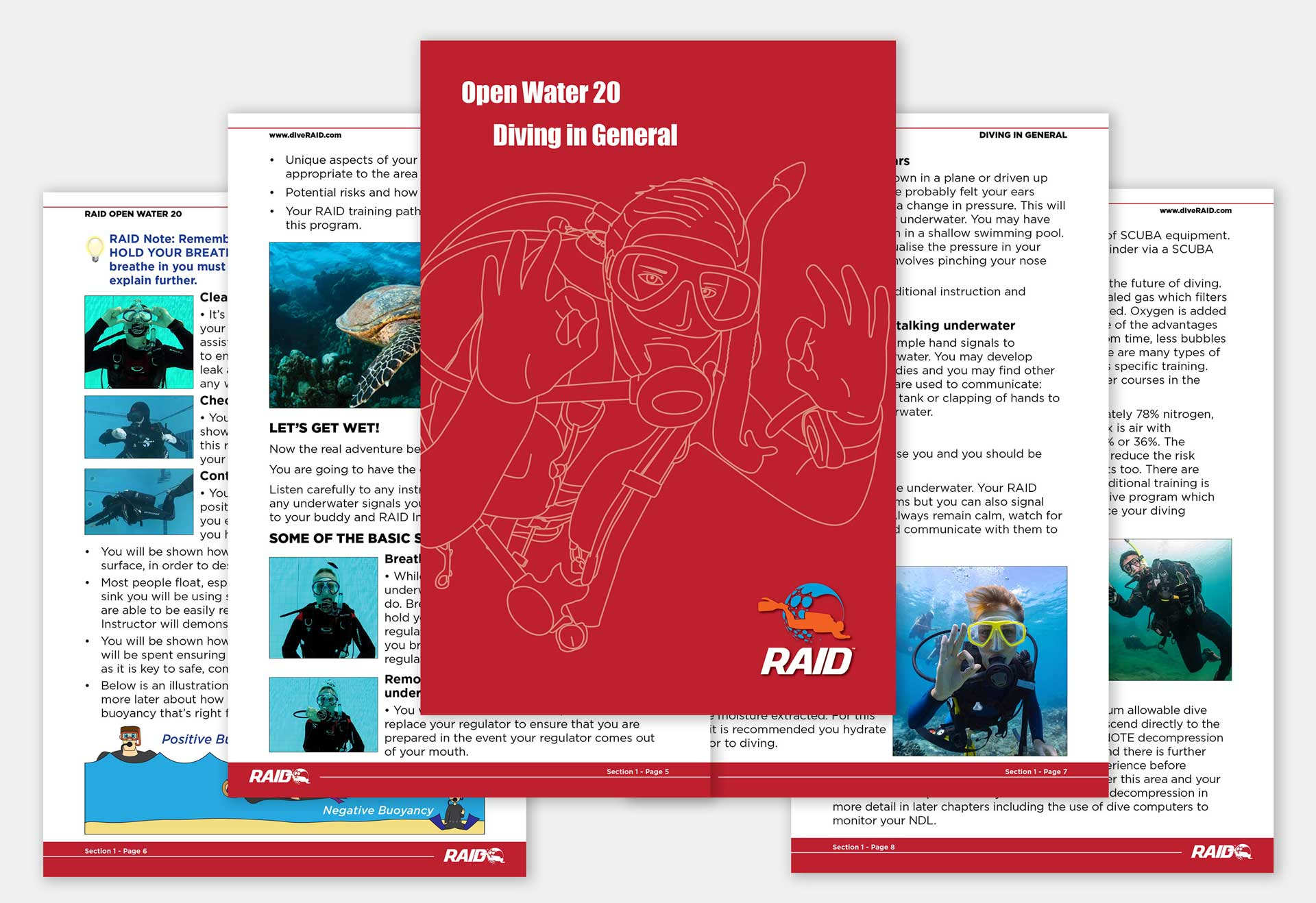 scubadiver-ed com | Official Scuba Certification Course