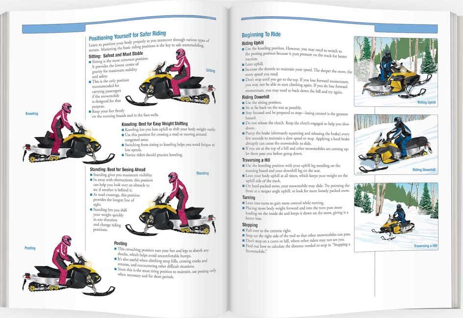 Official Vermont Snowmobile Safety Course | Snowmobile-ed com™